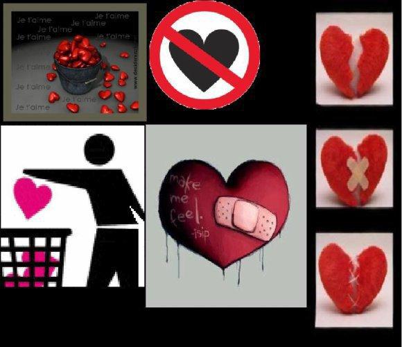 ( L'amour est une maladie chronique )