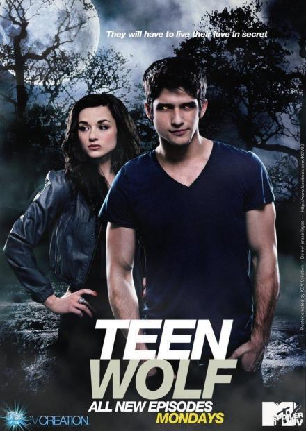 Streamzzz Teen Wolf