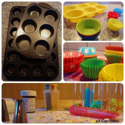 ....................................................................................Péparer des Cupcakes !