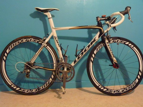 Nouveau vélo pour la saison 2011