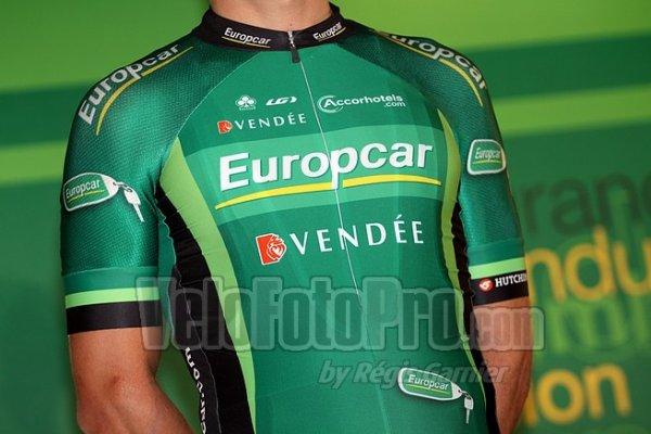 Présenation Team Europcar