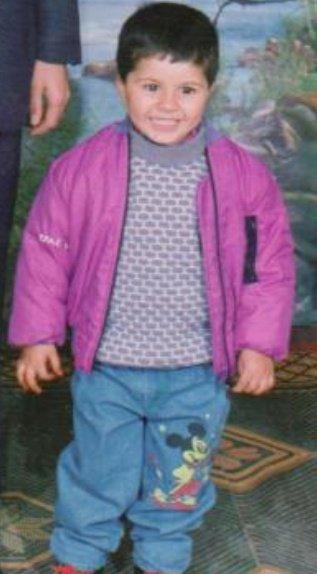 quand j'avais 4 ans :D