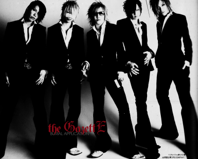 - ♥ the GazettE ♥ -