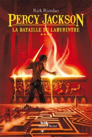 Percy Jackson T.4 La bataille du labytrinthe