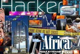 HACKER FROM AFRICA   UN LIVRE DE SOULEYMANE BOEL
