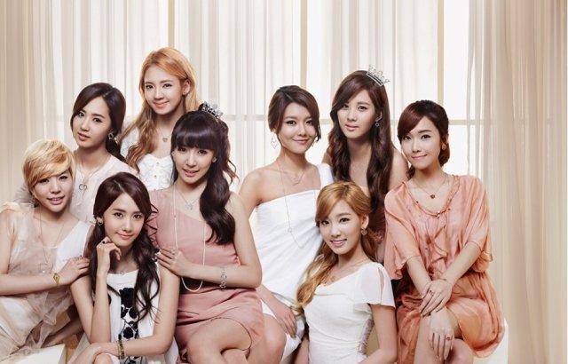 Les groupes coréens à la mode !