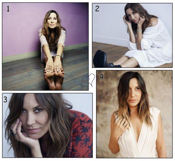 Vos 4 photos préférées de Zazie, laquelle sera la gagnante ?