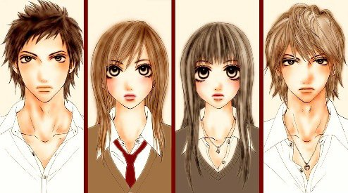 Manga : Comme Elles