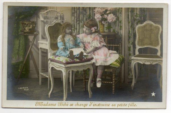 Histoire de poupée