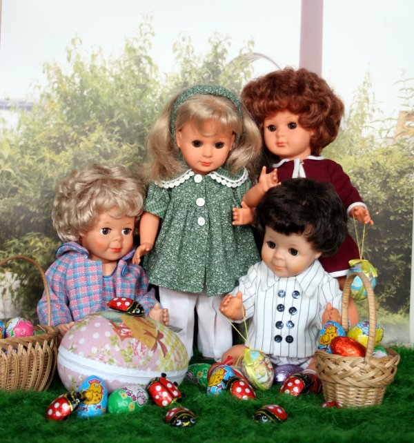 Je vous souhaite un bon week-end de Pâques