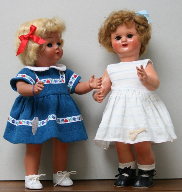 Annie et sa  cousine Anita