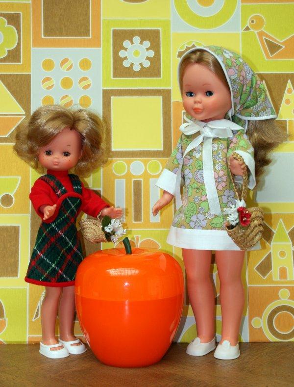 Lesly et Nancy de famosa