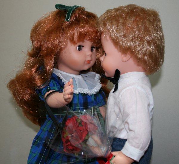 Jean- michel est amoureux!! de ?