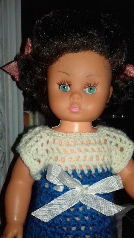 Poupée Gégé :/ Que pensez -vous de cette poupée