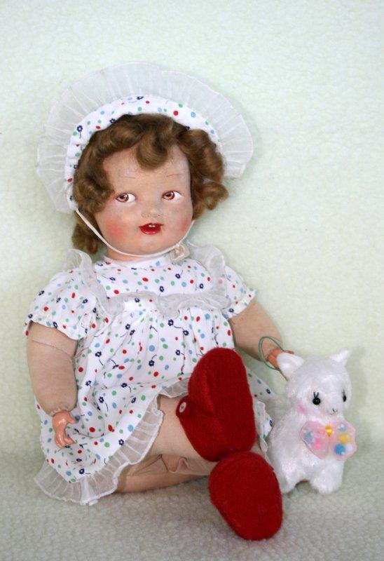 RAYNAL  Mon joli bébé 42 cm