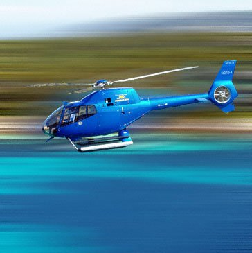 """""""Prendre l'hélicoptère ces emprunter l'oeil de Dieu !"""""""