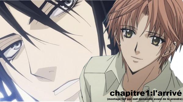 chapitre 1:l'arrivée