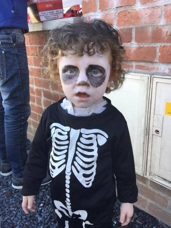 Mon fils il grandi trop vite