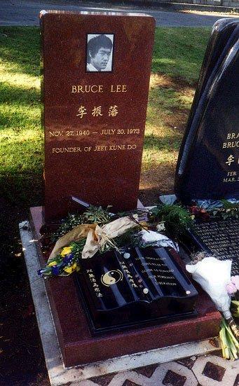 La Biographie de Bruce Lee