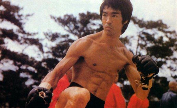 Comment s'entraîner comme Bruce Lee