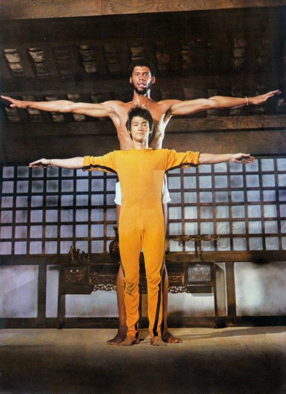 Bruce Lee et Kareem Abdul-Jabbar: l'histoire d'une amitié étonnante
