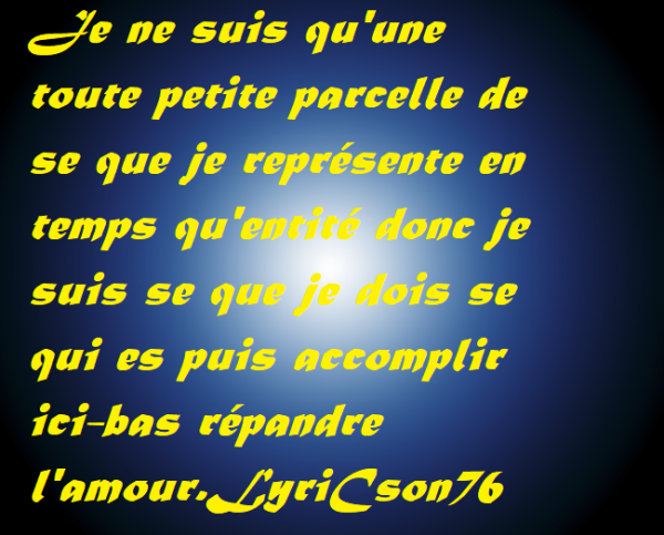 LyriCson76