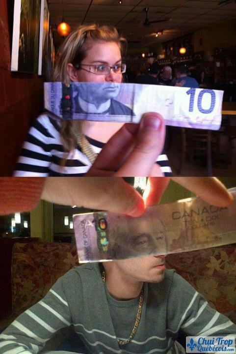 avec un 10$CA