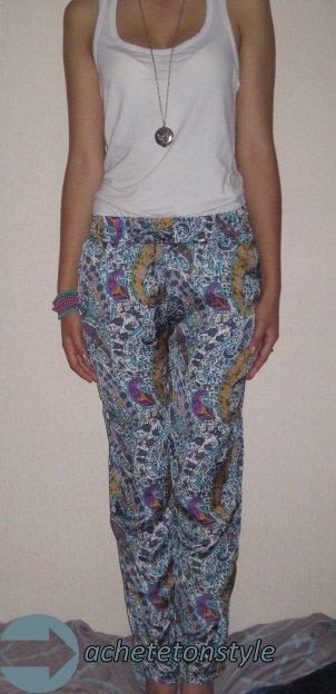 Hippie pantalon