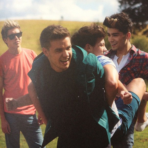 « And Live While We're Young »
