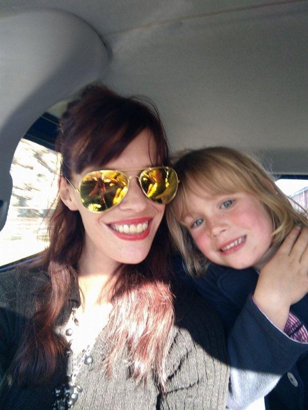 moi et ma fille emeline