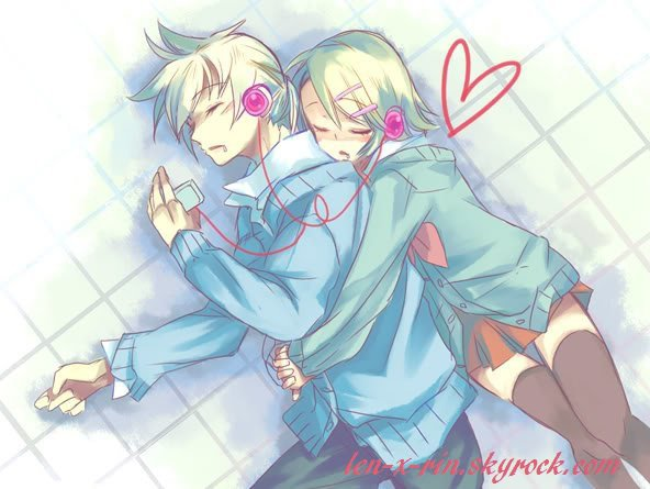 ☆★☆  Rin and Len ☆★☆