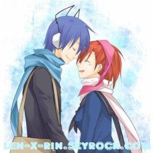♠ Kaito & Meiko ♣