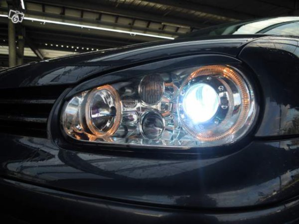 Front Lights Golf 4 Xenon Eyelid Eyelid - Blog-6474