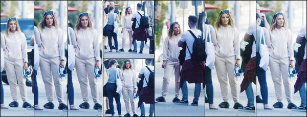 02 avril 2017 🌷 Perrie Edwards ainsi que les filles ont été vues, arrivant à peine à l'aéroport de « LAX »  situé à Los Angeles - CA.