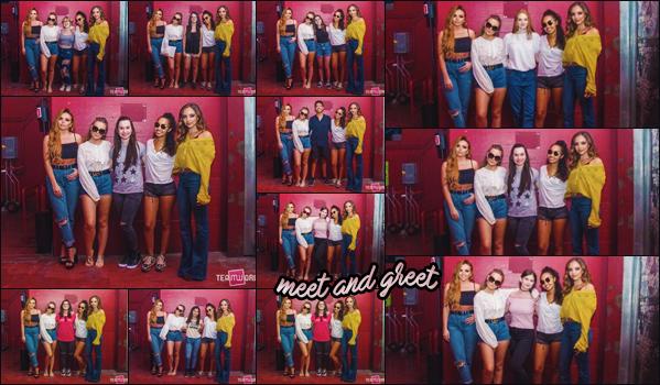 30 mai 2017 🌷 Les filles se sont rendues à Milan, en Italie où était organisé un  « Meet & Greet » avec des fans du groupe italiennes.