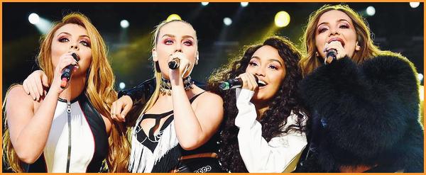 04 juin 2017 🌷  Little Mix était présentes et ont performé au concert « One Love Manchester » suite à l'attentat du concert d'Ariana.