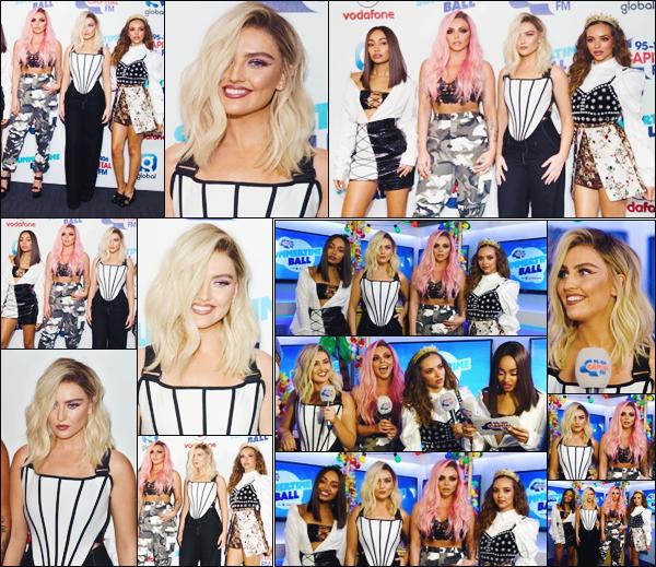 10 juin 2017 🌷 Les Little Mix ont comme tout les ans performé sur la scène du  « Capital's Summertime Ball 2017 »  à Londres.