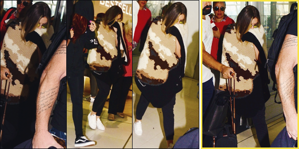 30 juillet 2017 🌷 Perrie Edwards a été photographié discrètement à l'aéroport de Sidney  en Australie avec les filles bien entendu.