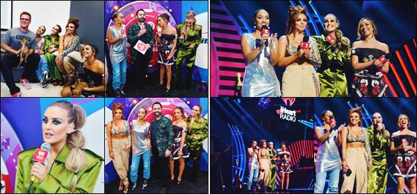 22 septembre 2017 🌷 Les filles ont performé lors du « iHeartRadio Music Festival » organisé à la  T-Mobile Arena situé au Nevada.
