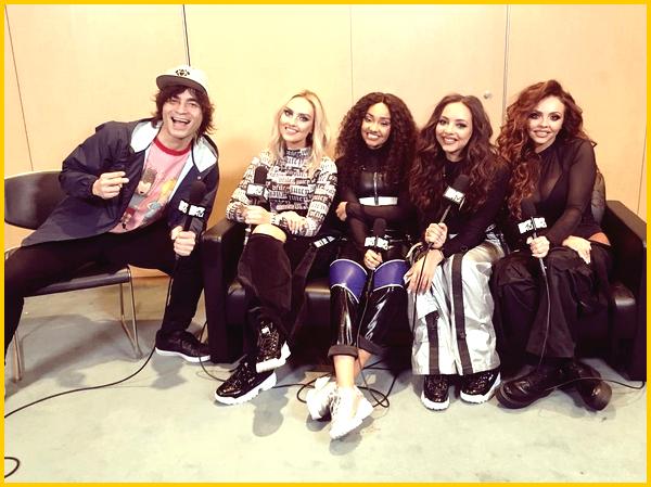 24 mars 2018 🌷 Les filles, de passage dans le pays, ont également réalisé une interview pour « MTV Japon » à Tokyo au Japon.
