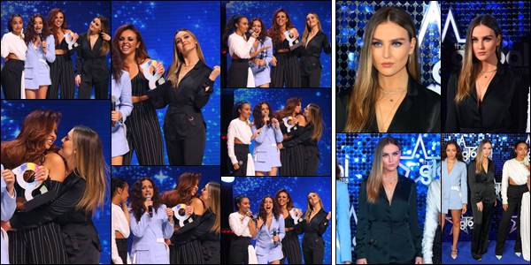 01 mars 2018 🌷  Notre girls-band favori était présent lors de la cérémonie des « Global Awards » à Eventim Apollo à Londres.