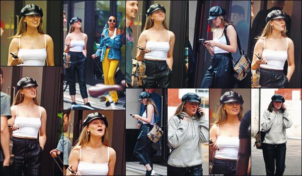 10 mai 2018 🌷 Les filles ont été photographié, toutes souriantes au « Metropolis Studios » à Kensington à Londres - UK.