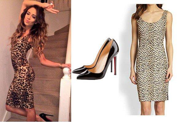 Style 3: Cara Delevingne, Jade Thirlwall, Danielle Peazer, Selena Gomez et Victoria Justice