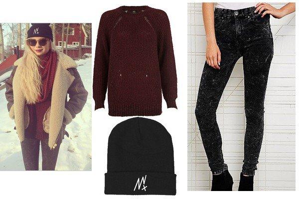 Style 6: Miley Cyrus, Selena Gomez, Demi Lovato, Taylor Swift, Nina Nesbit, Victoria Justice et Arian Grande