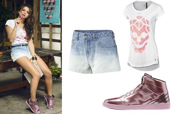 Style 14: Foxes, Lucy Hale, Ellie Goulding, Taylor Swift et Selena Gomez