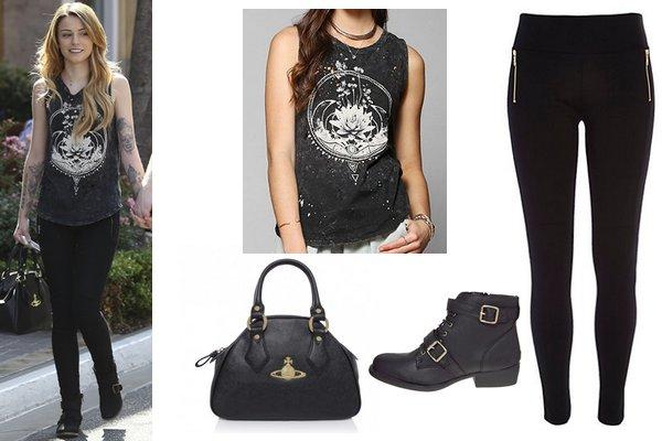 Style 15: Cher Lloyd, Bella Thorne, Lucy Hale, Allison Green, Ariana Grande et Lea Michele
