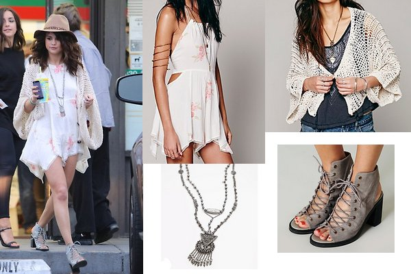 Style 16: Ariana Grande, Rihanna, Selena Gomez, Perrie Edwards, Jesy Nelson, Jade Thirlwall et Leigh-Anne Pinnock