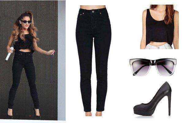 Style 17: Bella Thorne, Ariana Grande, Becky G, Chrissy Costanza, Ellie Goulding, Perrie Edwards et Leigh-Anne Pinnock