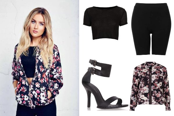 Style 19: Perrie Edwards, Ariana Grande, Demi Lovato, Taylor Swift et Lucy Hale