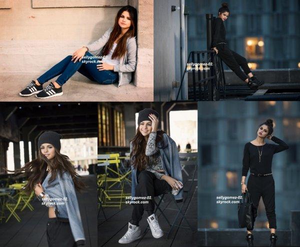 • Découvrez le photoshoot de NEO Adidas pour la collection Automne/Hiver - 2014